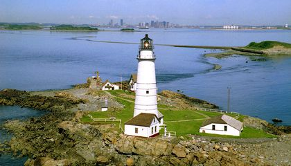 The Oldest Lighthouse in the United States Just Celebrated 300 Years of Service