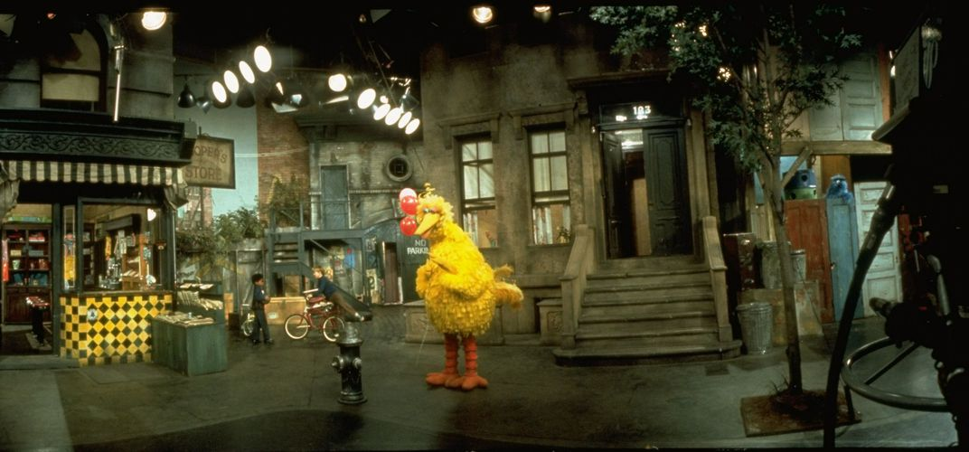 Caption: The Unmistakable Black Roots of 'Sesame Street'