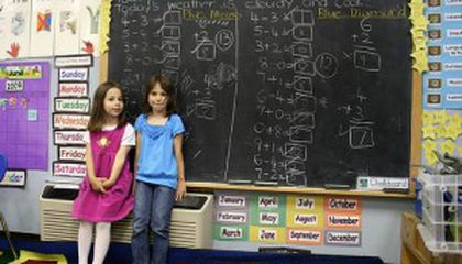 Elementary School Teachers Pass on Math Fear to Girls
