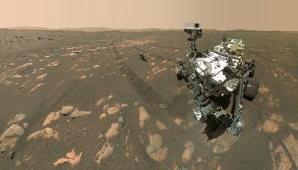 Planetary Protection Rules for Mars Could be Relaxed