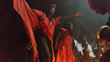 Explore the Timeless World of Vodou, Deep Within the Caves of Haiti