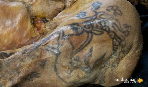 Preview thumbnail for video'The Significance Behind Ancient Scythian Tattoos