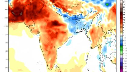 Pakistan's Searing April Temperatures Set New Global Record