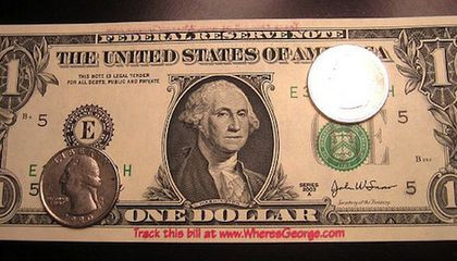 Tracing $1 Bills Across the United States Is a Surprisingly Useful Hobby