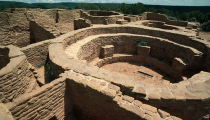 "This ""Lake"" at Mesa Verde Is Actually a Ceremonial Structure"