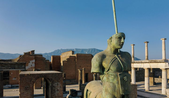 The New Treasures of Pompeii