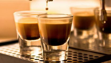 Coffee Here, and Coffee There: How Different People Serve the World's Favorite Hot Drink