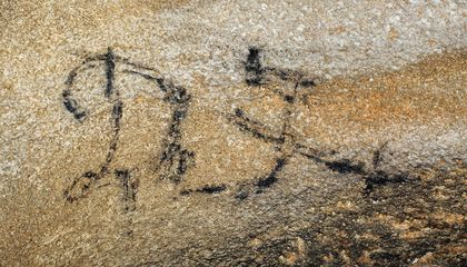 Cave Markings Tell of Cherokee Life in the Years Before Indian Removal