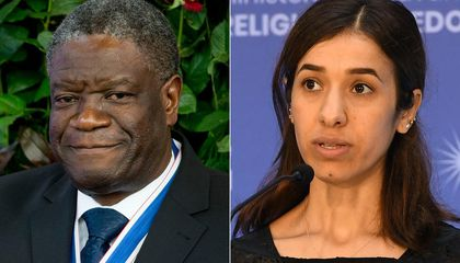 Two Activists Fighting Against Sexual Violence in Wartime Are This Year's Nobel Peace Prize Recipients
