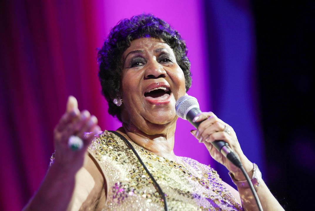 Museum Curators Reflect on the Legacy of the Queen of Soul