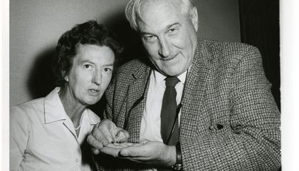 Mary Leakey's Husband (Sort of) Took Credit For Her Groundbreaking Work On Humanity's Origins