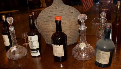 New Jersey Museum Discovers Stash of Madeira from 1796