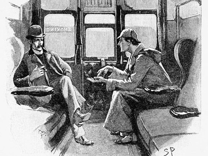 The Creator Of Sherlock Holmes Was Like Many Victorians Fascinated