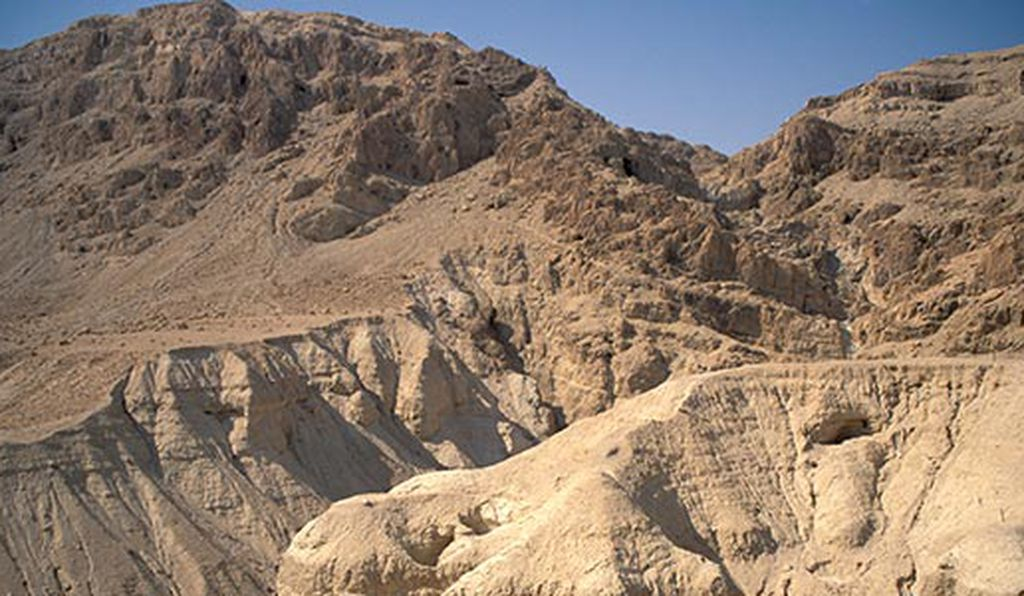 The Dead Sea Scrolls remained hidden in caves for nearly 2,000 years until they were discovered, in 1947, by a shepherd.