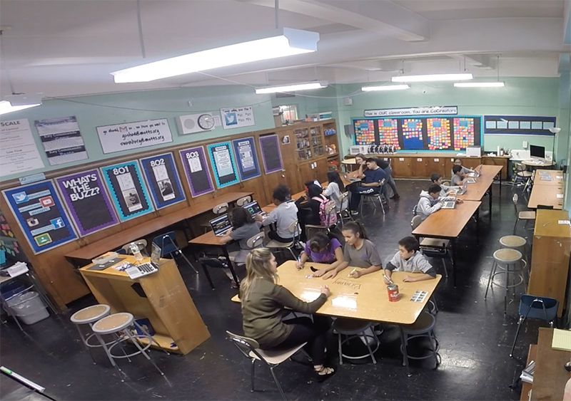 Designing Classrooms For The 21st Century Innovation Smithsonian
