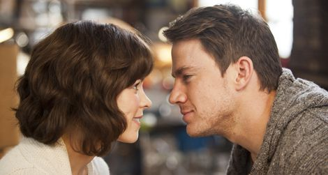 Rachel McAdams and Channing Tatum in Screen Gems' The Vow