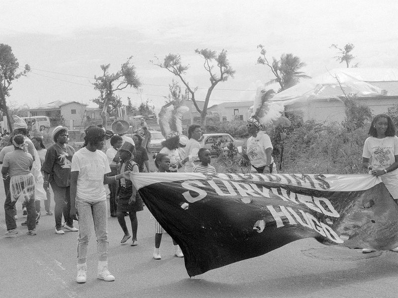 Young people of the U.S. Virgin Islands