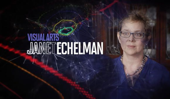 Preview thumbnail for video'Smithsonian Ingenuity Awards 2014: Janet Echelman