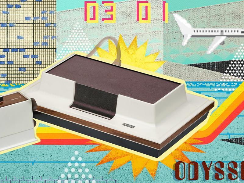 The Failure of the Magnavox Odyssey Led the Way for the Future of Gaming