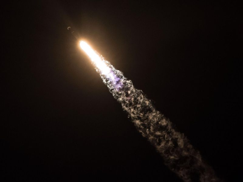 US spy satellite aboard SpaceX rocket destroyed after failing to reach orbit