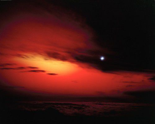 Starfish Prime 45 to 90 seconds after detonation.
