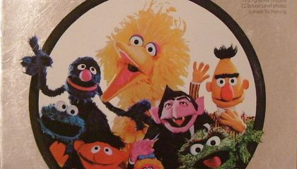 "Now Streaming: The Entire Catalogue of ""Sesame Street"" Songs"