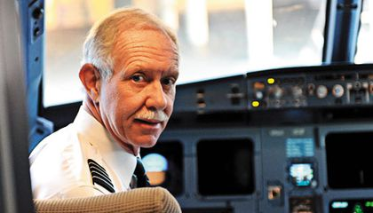 Q And A Capt Chesley Sully Sullenberger Science Smithsonian Magazine