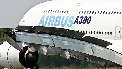 How Things Work: Stopping the A380 | Flight Today | Air