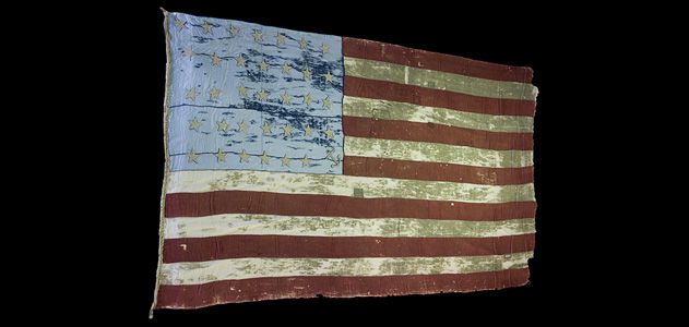 How The Flag Came To Be Called Old Glory History Smithsonian - How old is the united states of america