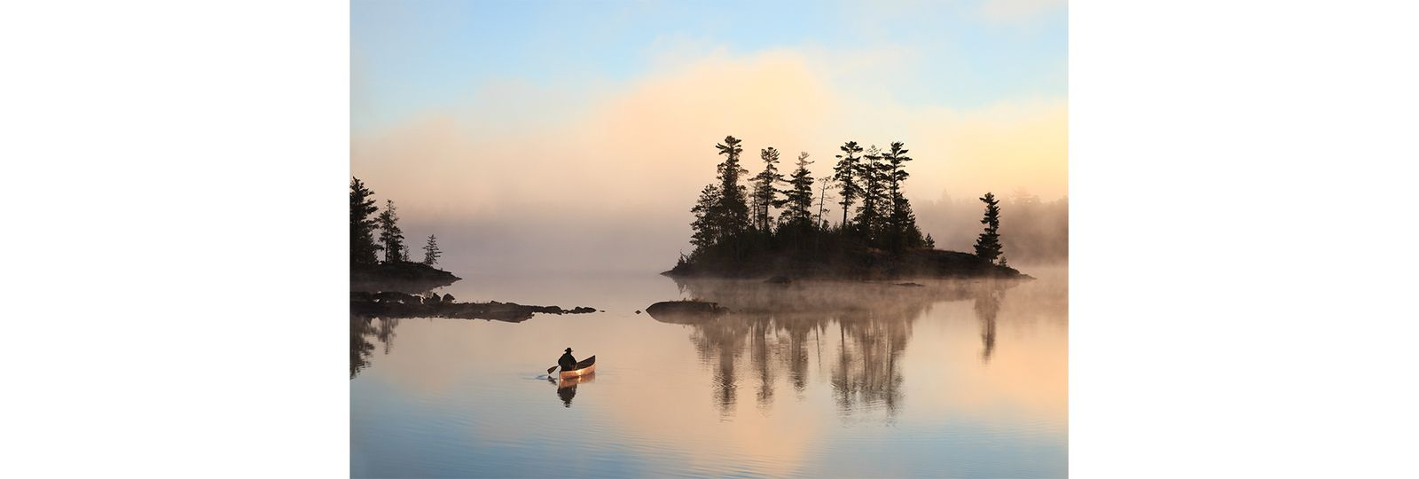 Let These Photos Take You on a Peaceful Paddle in Minnesota's Boundary Waters