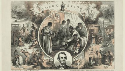 Black Lives Certainly Mattered to Abraham Lincoln