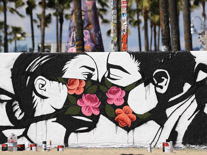 How Street Artists Around the World Are Reacting to Life With COVID-19 |  Travel | Smithsonian Magazine
