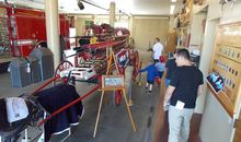The Santa Ana Fire Museum