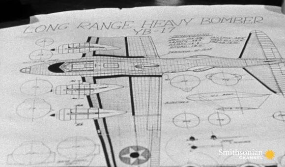 Preview thumbnail for video'The B-17 Bomber Changed the Face of Aerial Warfare