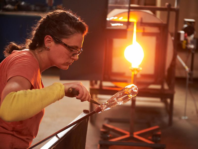 Blown Away' Brings Glassblowing to Netflix | Arts & Culture