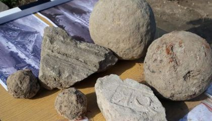 Trove of Cannonballs Likely Used by Vlad the Impaler Found in Bulgaria