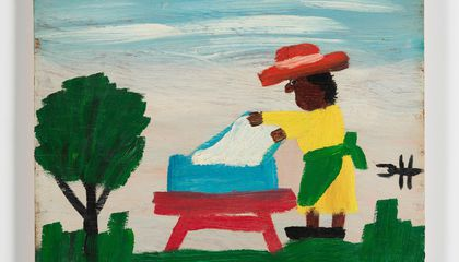 Self-Taught Artist Clementine Hunter Painted the Bold Hues of Southern Life