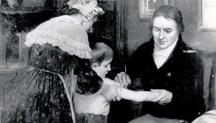The Mysterious Origins of the Smallpox Vaccine