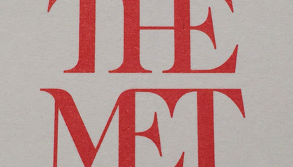 New Met Logo Typifies the Eternal Struggle of Rebranding
