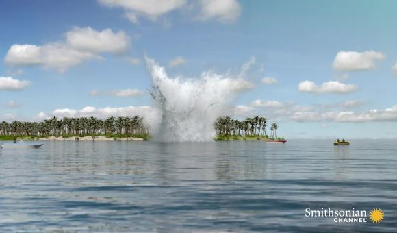 Preview thumbnail for video'A Plane's Deadly Pacific Plunge