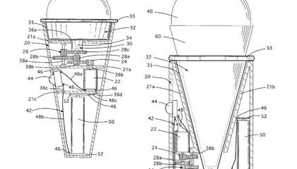 Motorized Ice Cream Cones and Floating Campgrounds: 14 of the Wackiest Summer Fun Patents