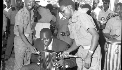 Thousands of Newly Unearthed Photographs Document Ugandans' Life Under Idi Amin
