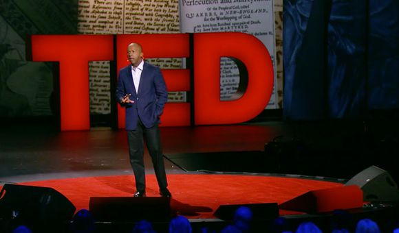 Preview thumbnail for video'Bryan Stevenson on the Injustices in America