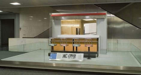 The Greensboro lunch counter