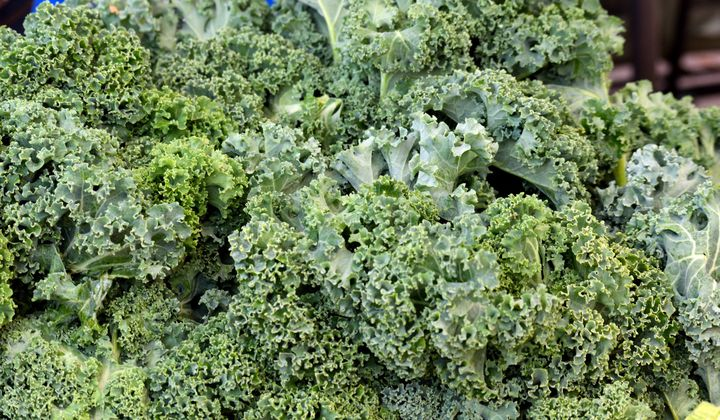 Adults Are More Likely to Tolerate Leafy Greens