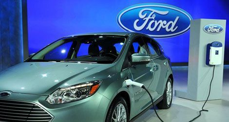 The Ford Focus Electric will be hitting the markets later this year