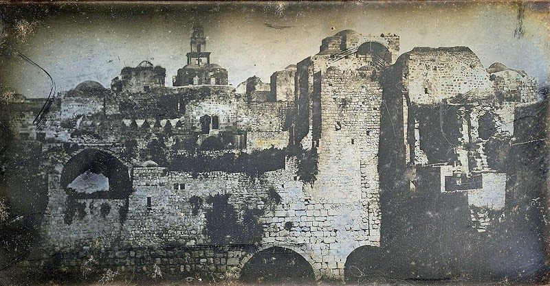 See the First Photographs Ever Taken of Jerusalem | Smart ...