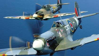 battle of  britain opener