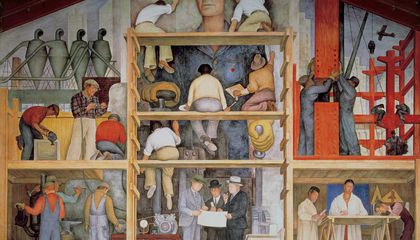 Why a California School's Potential Sale of Diego Rivera Mural Is So Controversial