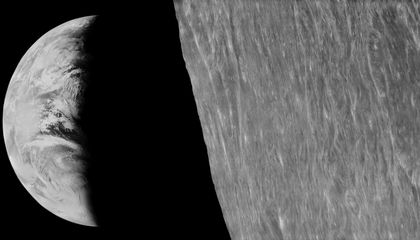 Engineers Are Rescuing Some of the First Photos Ever Taken from Lunar Orbit